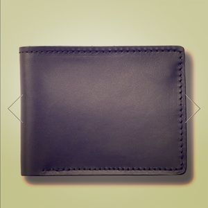 Filson bi-fold wallet in brown